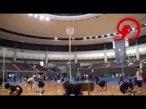 DADAIS 日本新記録 6秒51 パーフェクト映像 第15回関西玉入れ選手権 - YouTube