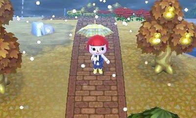 雨や雪の日の運動