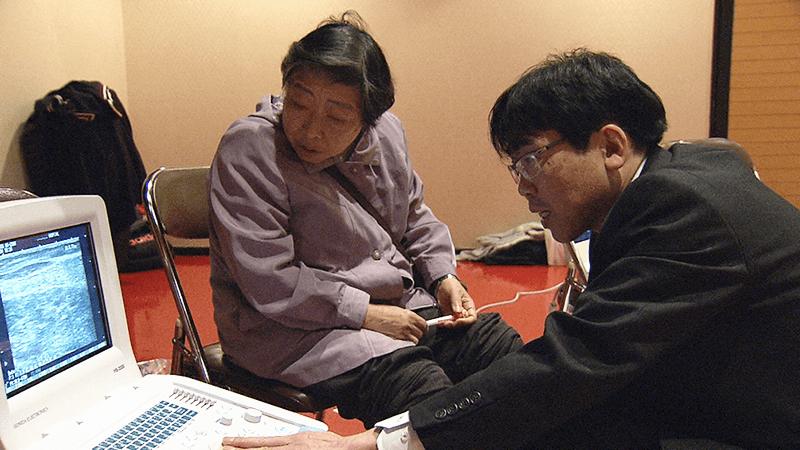 NHKドキュメンタリー - NHKスペシャル「女たちの大震災~最新医療が迫る 体と心のリスク~」