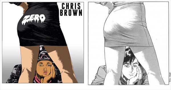 """クリス・ブラウンの""""痛車""""が公開!ランボルギーニ×ドラゴンボールで最強コラボ!?"""