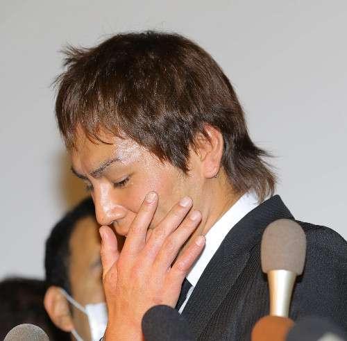 狩野英孝、会見終了後から謹慎…イベントキャンセルは50本以上 (スポーツ報知) - Yahoo!ニュース