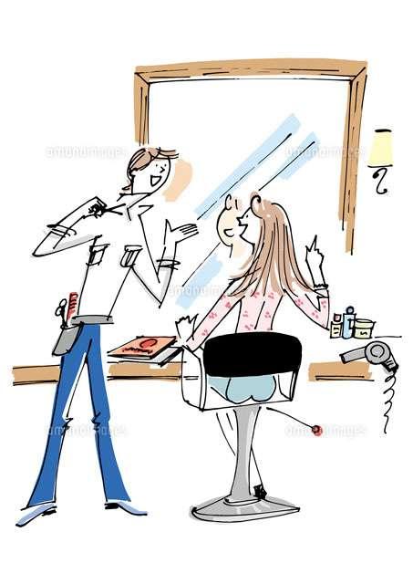 カリスマ美容師に髪を切ってもらったことがある方いますか?