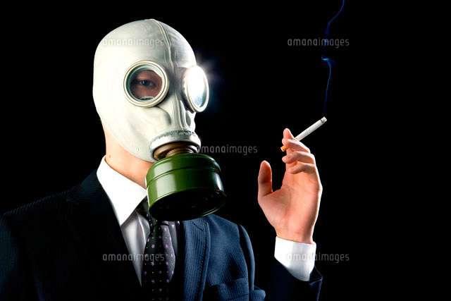 集合住宅でのタバコ