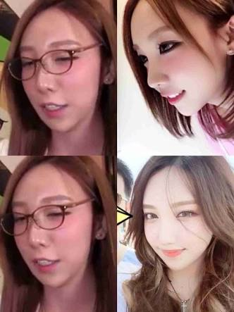 【画像】メガネ姿の女性芸能人