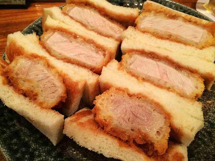 サンドウィッチの画像を貼るトピ