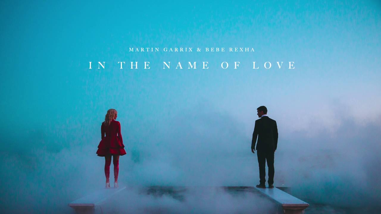 Martin Garrix & Bebe Rexha - In The Name Of Love (Official Audio) - YouTube