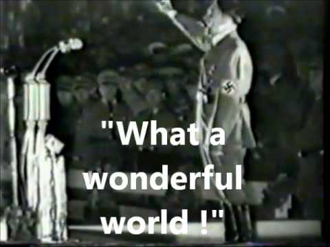 WHAT A WONDERFUL WORLD この素晴らしき世界 - LOUIS ARMSTRONG - YouTube