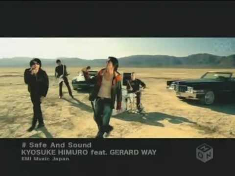 Kyosuke Himuro feat. Gerard Way - Safe and Sound - YouTube