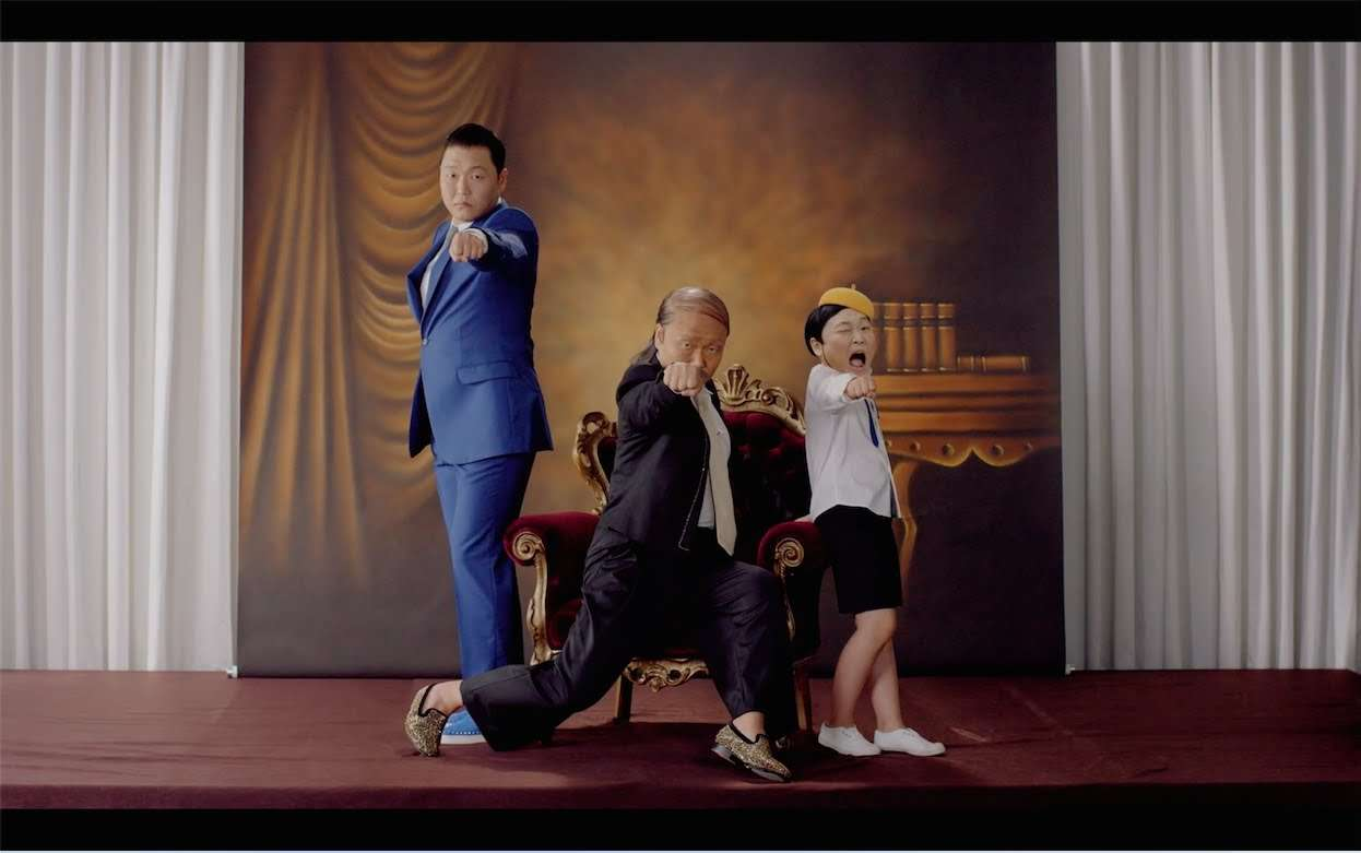 PSY - DADDY(feat. CL of 2NE1) M/V - YouTube
