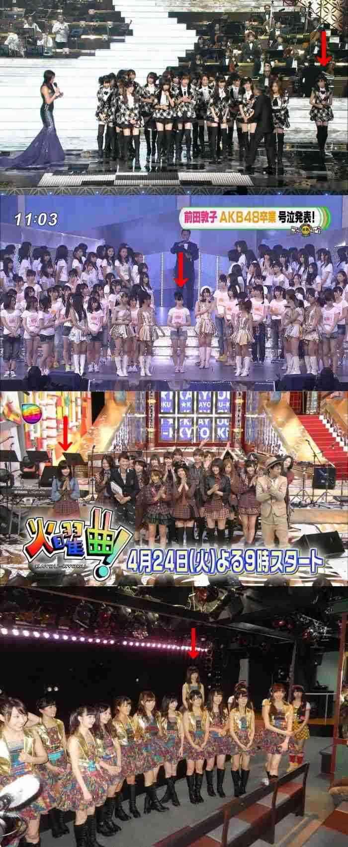 AKB48の島崎遥香がグループを卒業「バイバイ、AKB48!」