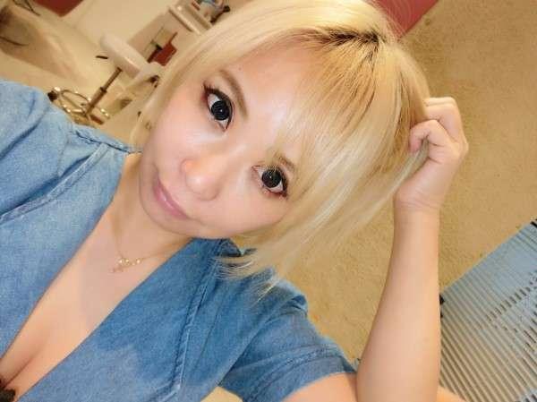 浜田ブリトニー 公式ブログ - ラスト金髪