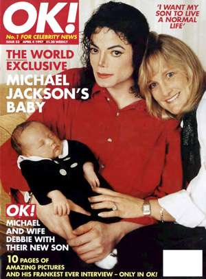 Legend Of MOONWALK ■MJ Talks: OK!誌 '97■