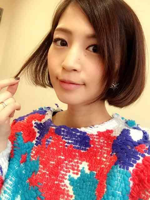 安田美沙子、心機一転ボブヘアーに 「すごく可愛い」と好評