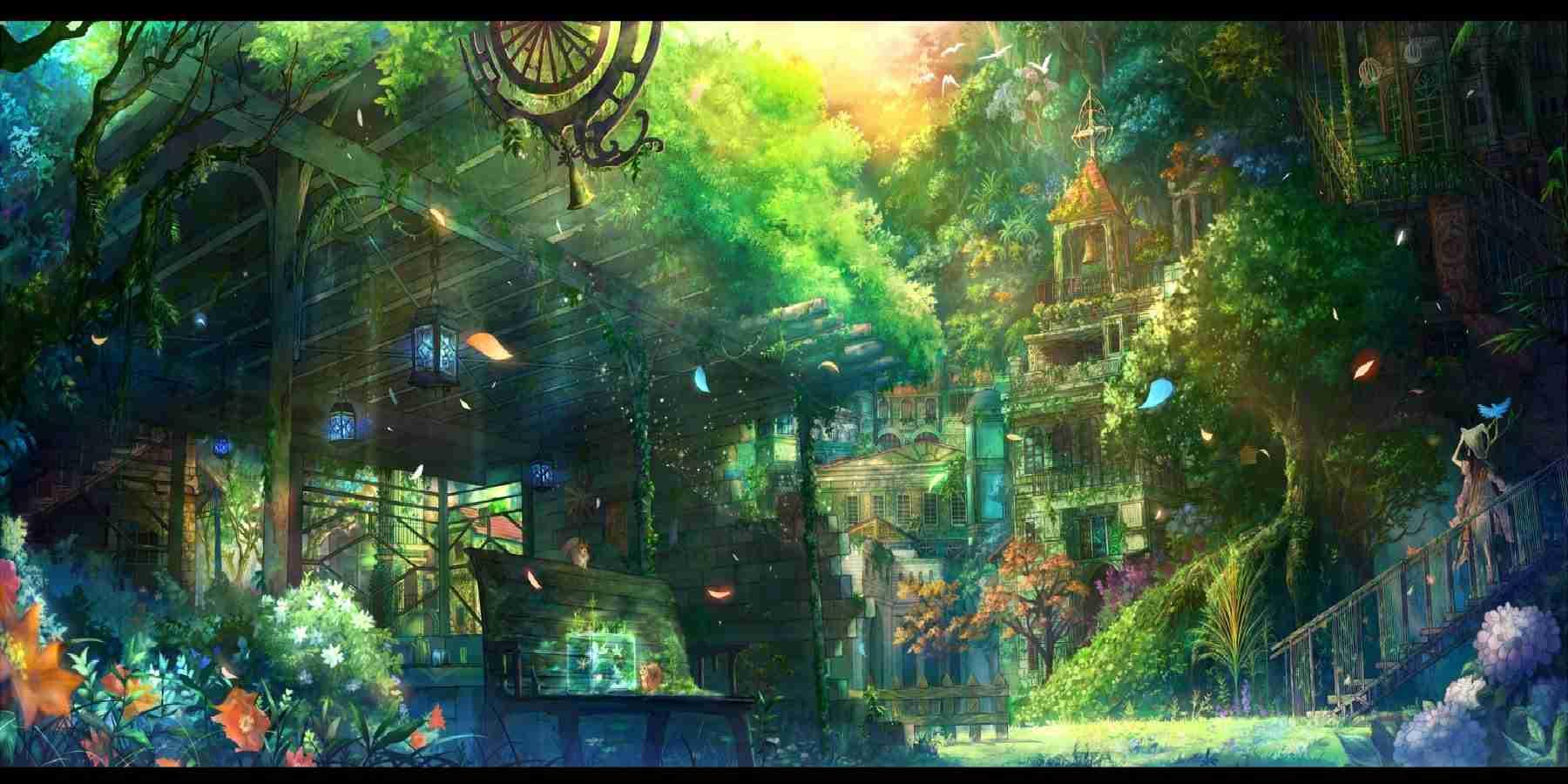 【癒し効果】幻想的な世界、ファンタジー系音楽【作業用BGM】~ Fantastic music ~ - YouTube