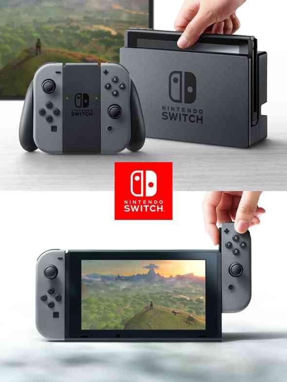 速報:Nintendo Switchは3月3日に発売、価格は2万9980円 「スプラトゥーン2」も発表!(更新終了) - ITmedia PC USER
