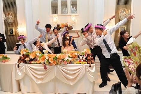 ガルちゃん民が働く結婚式場があったら
