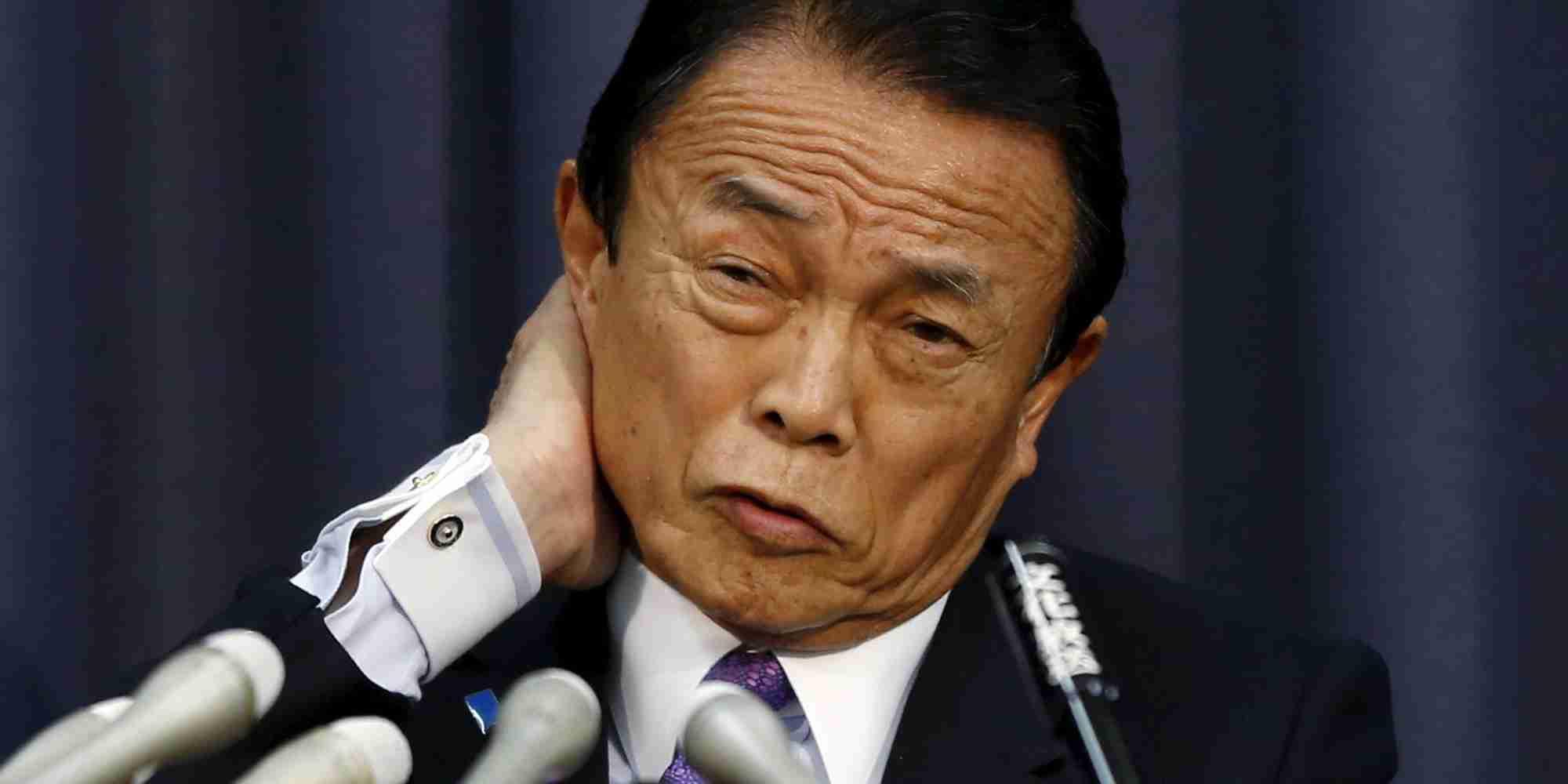麻生太郎氏「韓国に金を貸せば返ってこないかも」 韓国側は反発【通貨協定めぐり】