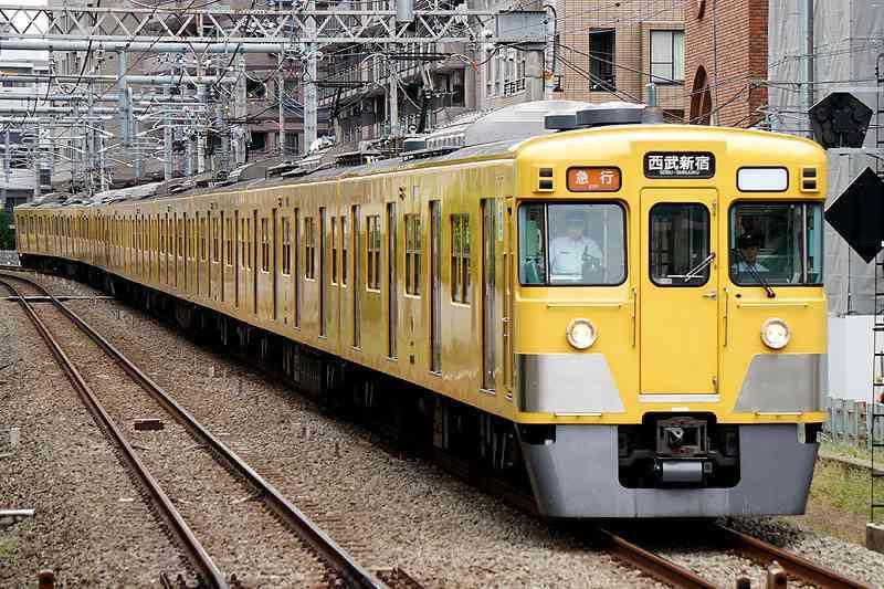 西武新宿線沿いに住んでる方〜!