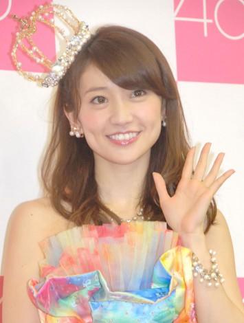 大島優子、女優一本化の理由は…「人前で歌うレベルじゃない」