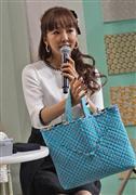 神田うの感動!娘への手作りバッグ披露「すごい喜んでうれしかった」  - 芸能社会 - SANSPO.COM(サンスポ)