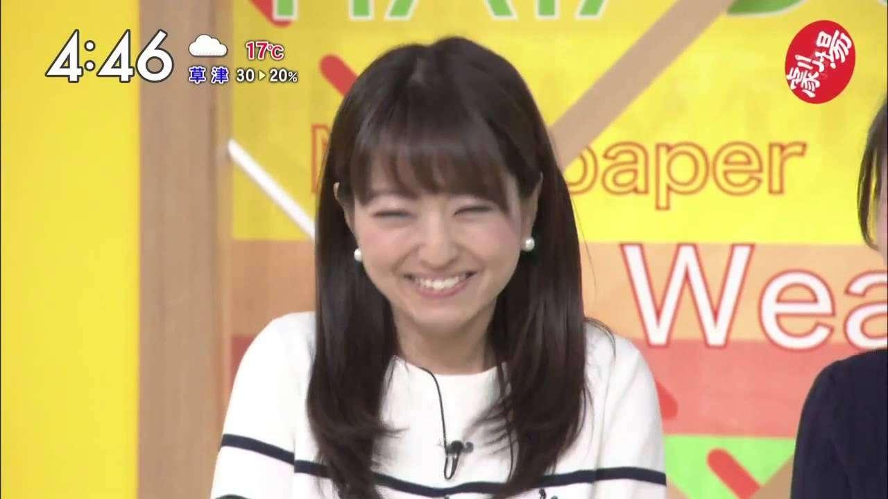 福岡良子、生放送でテレビ史上に残るパンチラ事故 - YouTube