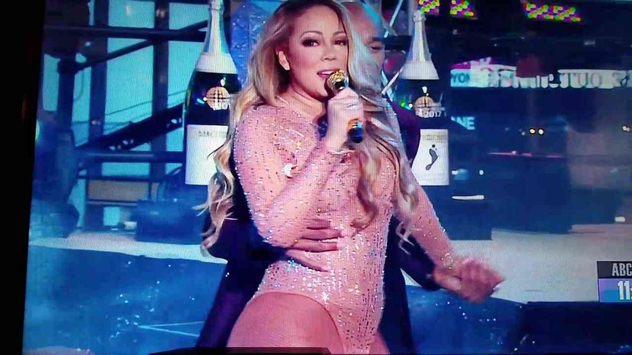 Mariah Carey New Years Eve 2017