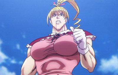 好きな強い女キャラ