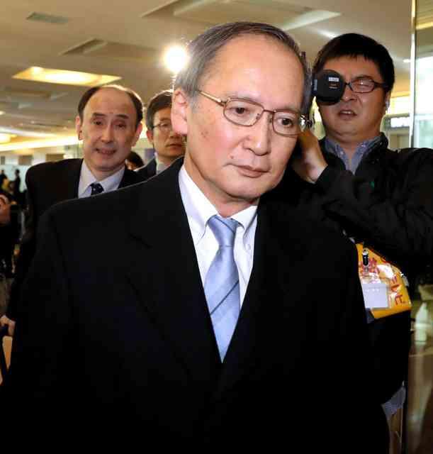 韓国野党「安倍に10億円返そう」 首相の発言に反発:朝日新聞デジタル