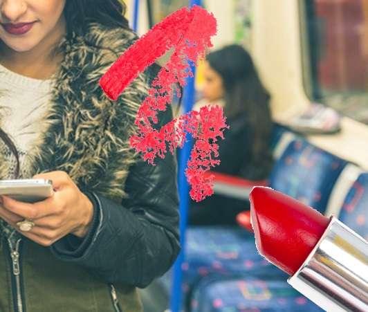 FRONTROW(フロントロウ) | イギリスの電車内で化粧直しをする女性を叱った男性に待っていた気まずい反応