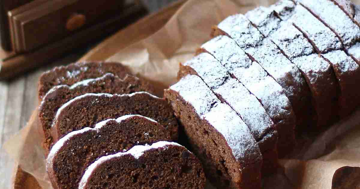 コーヒー♡チョコ パウンドケーキ by れっさーぱんだ [クックパッド] 簡単おいしいみんなのレシピが258万品