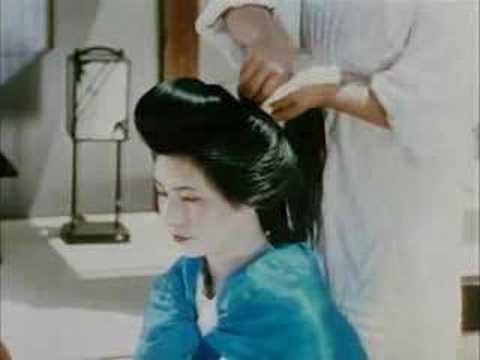 昭和9年(1934年) 京都 カラー映像 - YouTube