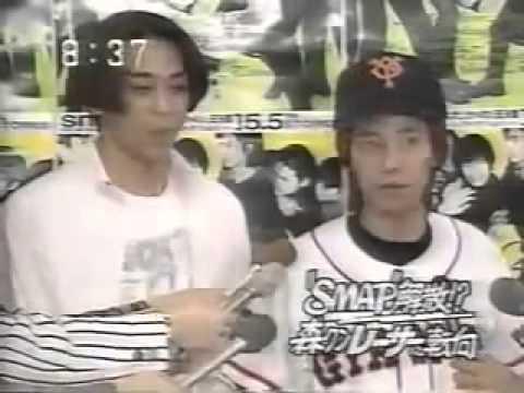 【貴重】SMAP脱退会見 森 且行 - YouTube
