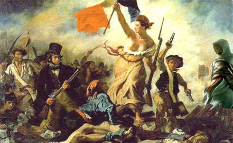 フランス革命について語りませんか