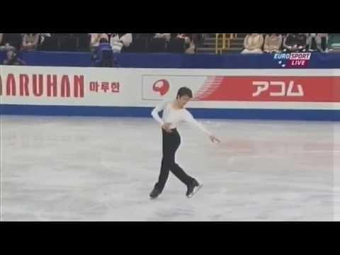 町田樹 2014 世界選手権 SP ESP (ドイツ語訳付) - YouTube