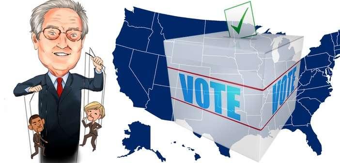 不正が行われていた米大統領選:ジョージ・ソロスと関係がある自動投票機でトラブル - シャンティ・フーラの時事ブログ