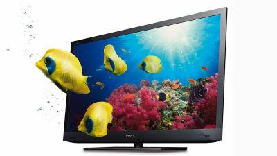 3Dテレビの生産を最後まで残ったソニーとLGが終了、市場からのフェードアウトが確定 - GIGAZINE