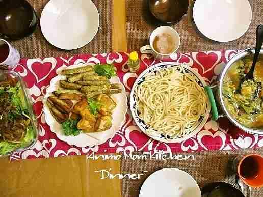楽したいとき~!!!全部、揚げてしまえばいいんだ~!!!! きょうの晩ごはん、なぁに? ★野菜が大好きになるレシピ★