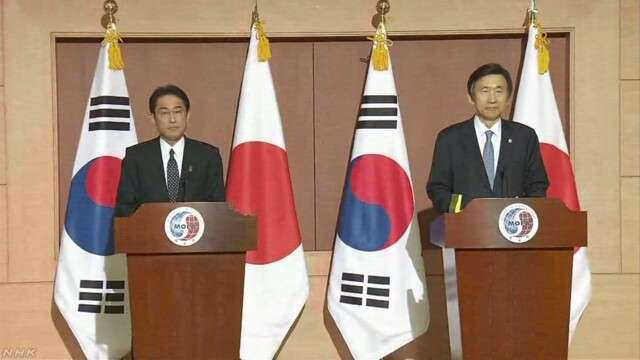 日韓外相会談 慰安婦問題で最終的解決を確認 日本政府10億円の資金を拠出