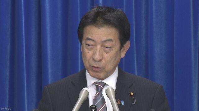 「電通 社長辞任ではすまない」と厚労相 捜査進める考え | NHKニュース
