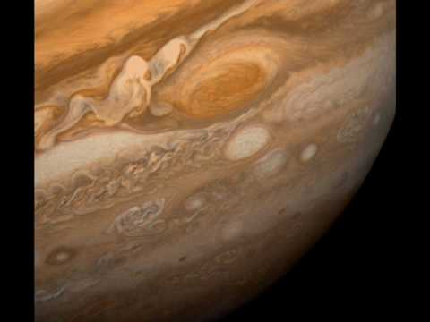 Jupiter sounds (so strange!) NASA-Voyager recording - YouTube