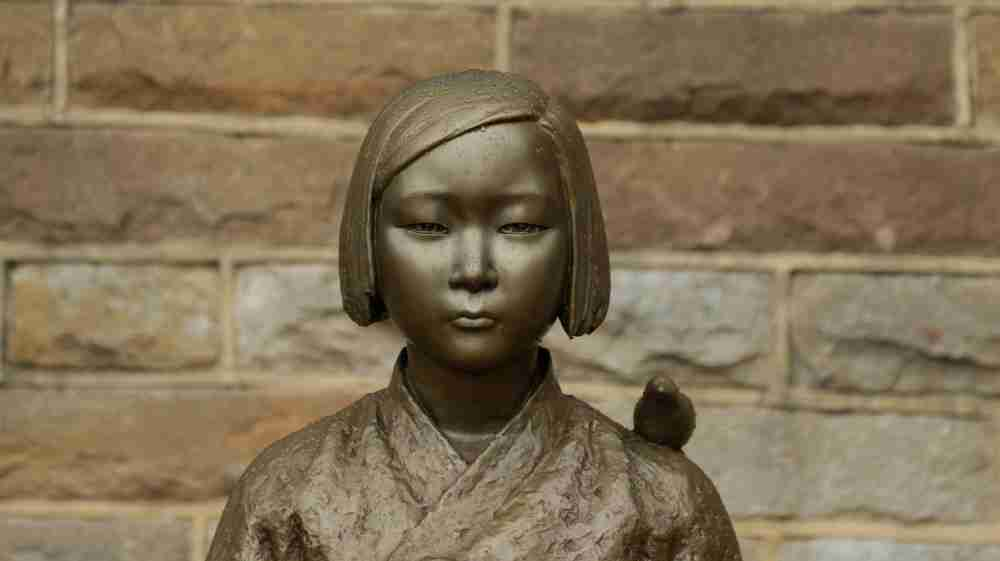 Japan recalls envoy after South Korea puts 'comfort woman' statue outside consulate | World news | The Guardian