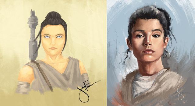 【新年の誓い】1年間休まずに「絵を描き続けた人」の上達っぷりがヤバい