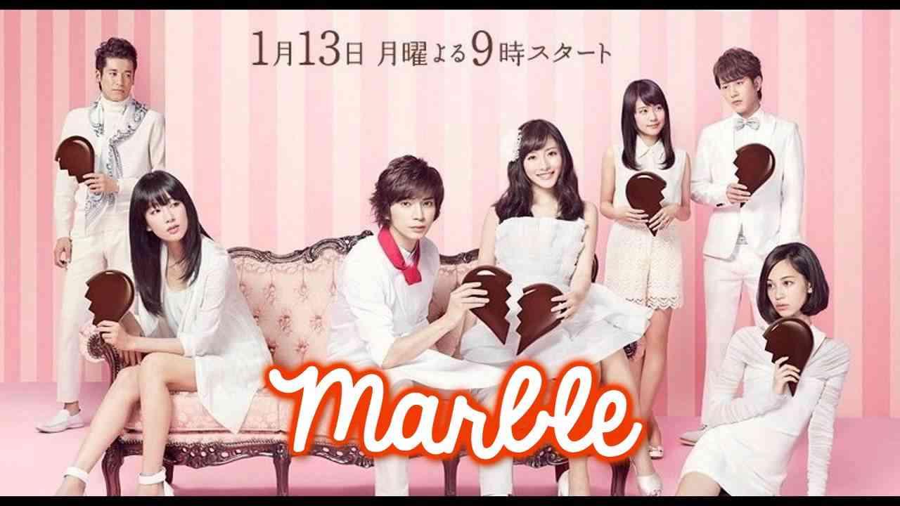[ 失恋ショコラティエ / Shitsuren Chocolatier OST ] Ken Arai - Marble - YouTube