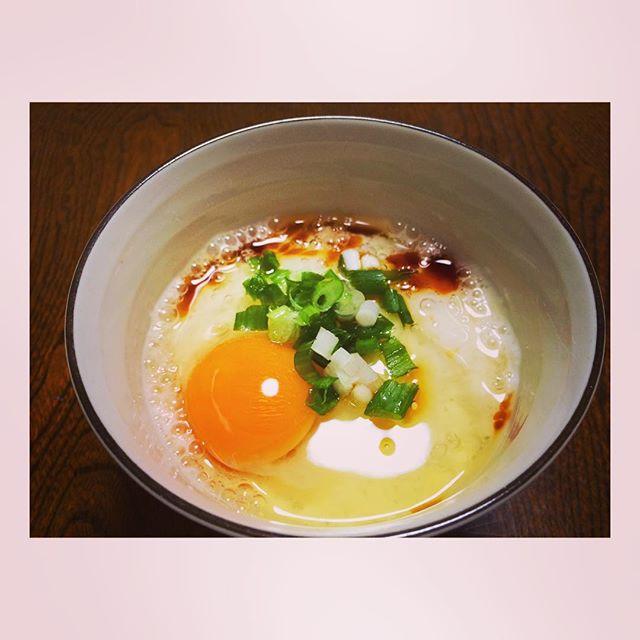 TKG!卵ご飯の食べ方