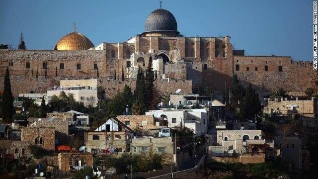 CNN.co.jp : 米大使館のエルサレム移転、5月にも発表か 国際社会は警告 - (1/2)