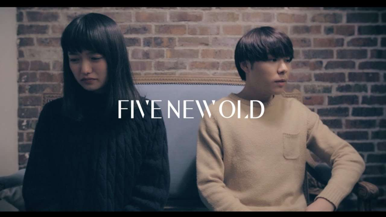 FIVE NEW OLD -Stay (Want You Mine)-【OFFICIAL VIDEO】 - YouTube