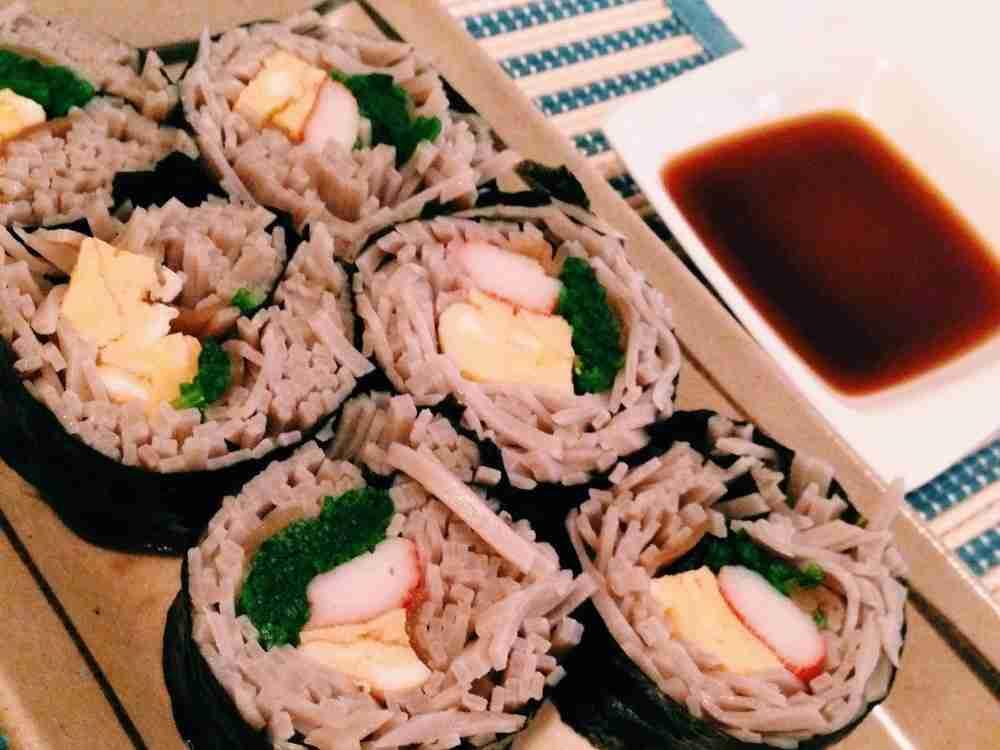 蕎麦レシピ