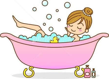 お風呂どれくらい浸かりますか??