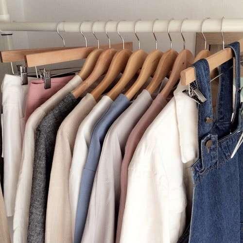 洋服のシワ対策