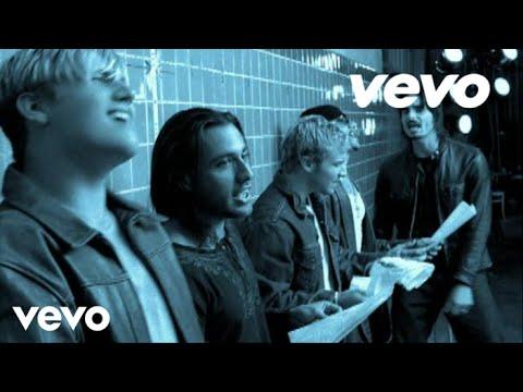 Backstreet Boys - Shape Of My Heart - YouTube